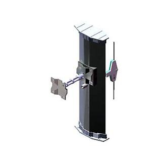 FWS Outdoor Antenna 3D Illustration ANT04-0404PC